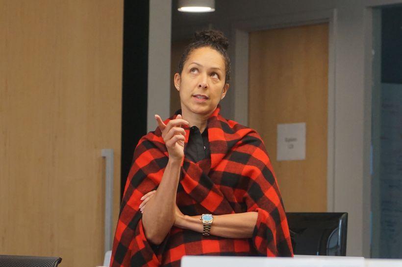 Nikki Webber Allen - TED Res member