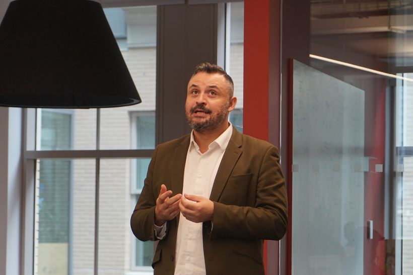 Marco Antonio Castro Cosío  / TED Resident