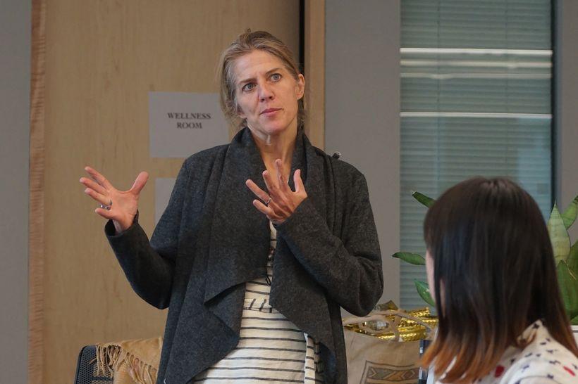 Sue Jaye Johnson / TED Resident