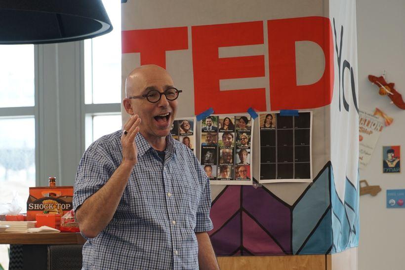 Steve Rosenbaum / TED Resident