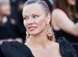 Pamela Anderson Unveils Dramatic New Look On The Cannes Red Carpet