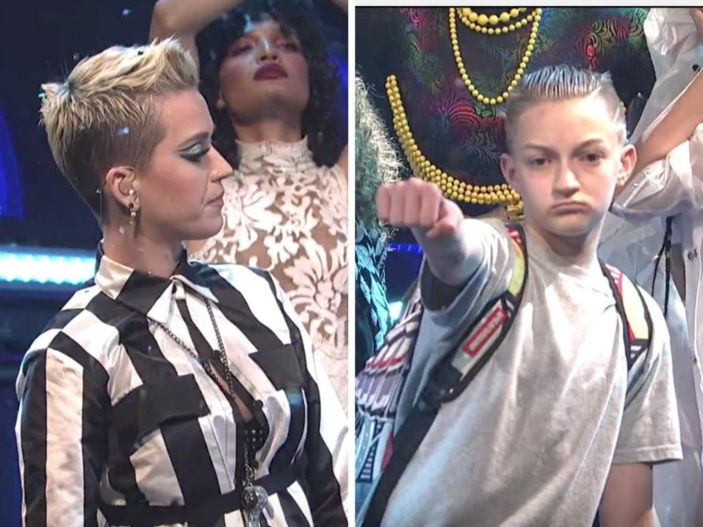 'Backpack Kid' Upstaged Katy Perry On 'SNL' And Mesmerised The