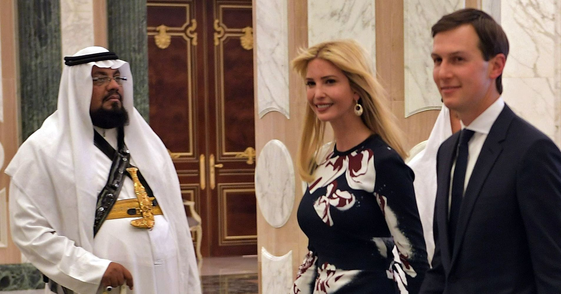 Saudi Arabia, UAE Donate $100 Million To Women's Fund Proposed By Ivanka  Trump | HuffPost