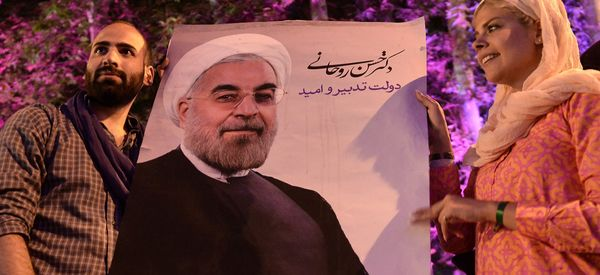 With Rouhani, Iran Has Extended Its Hand. Now The World Needs To Unclench Its Fist.