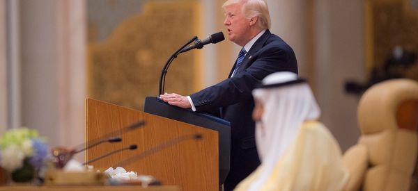 Trump's Speech In Saudi Arabia Demonstrates A Superficial Understanding Of Terrorism