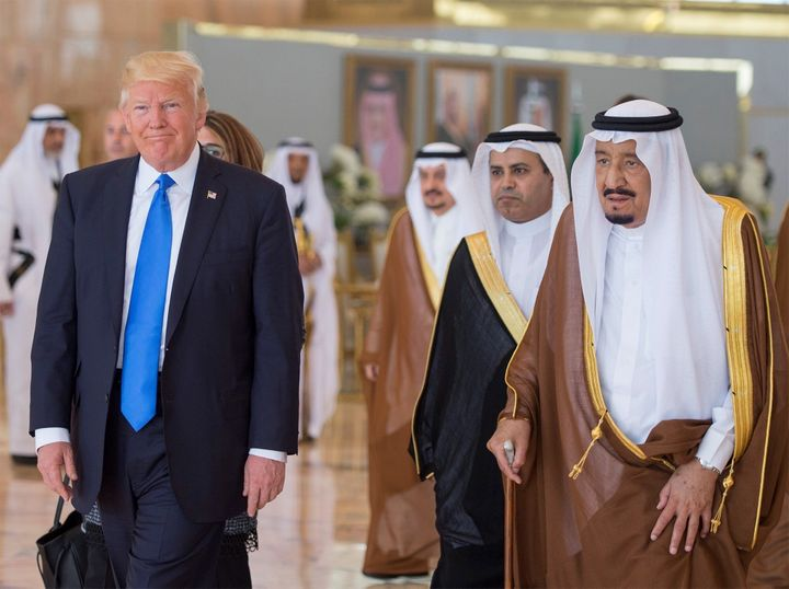 Trump's dangerous embrace of Saudi Arabia's vision for the Middle East could have disastrous effects on Iran and the region.&