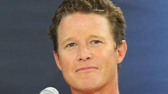 NEW YORK, NY - AUGUST 22:  NBC News' Billy Bush in conversation with Jeff Rossen for SiriusXM's TODAY Show Radio at SiriusXM Studios on August 22, 2016 in New York City.  (Photo by Craig Barritt/Getty Images for SiriusXM)