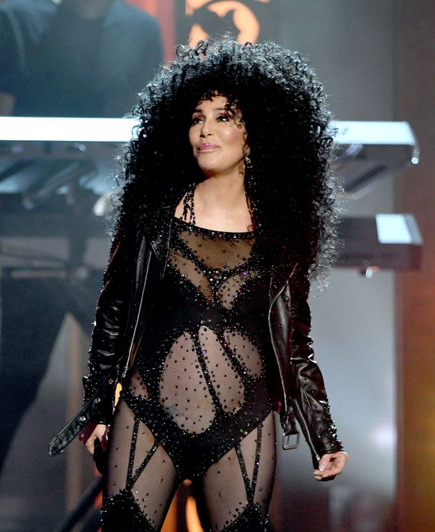 Cher Makes Us 'Believe' At The Billboard Music