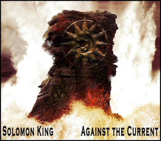 <strong><em>Solomon King's upcoming new album, Against the Current</em></strong>