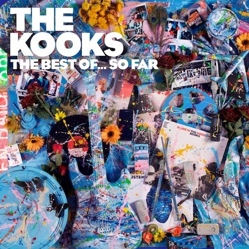<strong><em>The Kooks' new album, The Best Of...So Far</em></strong>