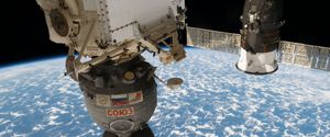NASA INTERNATIONAL SPACE STATION SPACE WALK