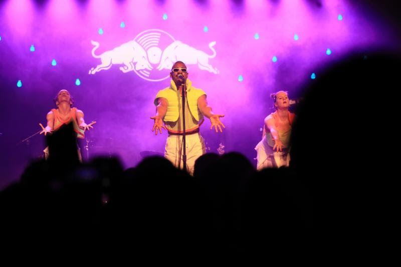 Chanti Darling performing at Wonder Ballroom at  RBSS 3 Days in Portland