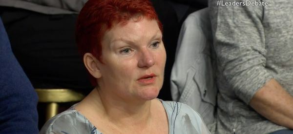 SNP In Huge Row After Falsely Smearing Nurse Who Savaged Sturgeon During Leader's Debate