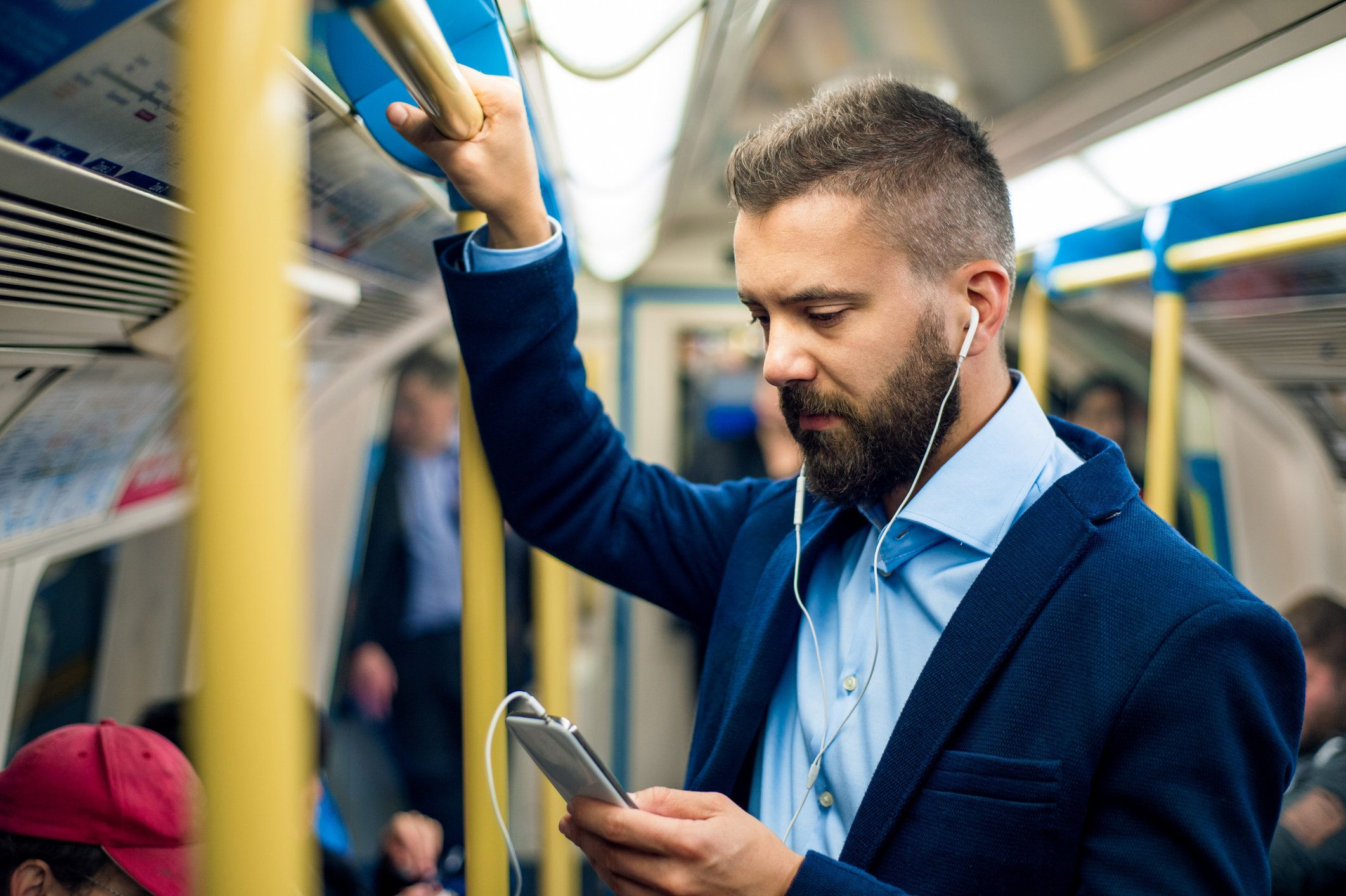 How Commuting For More Than 30 Minutes Could Be Damaging Your
