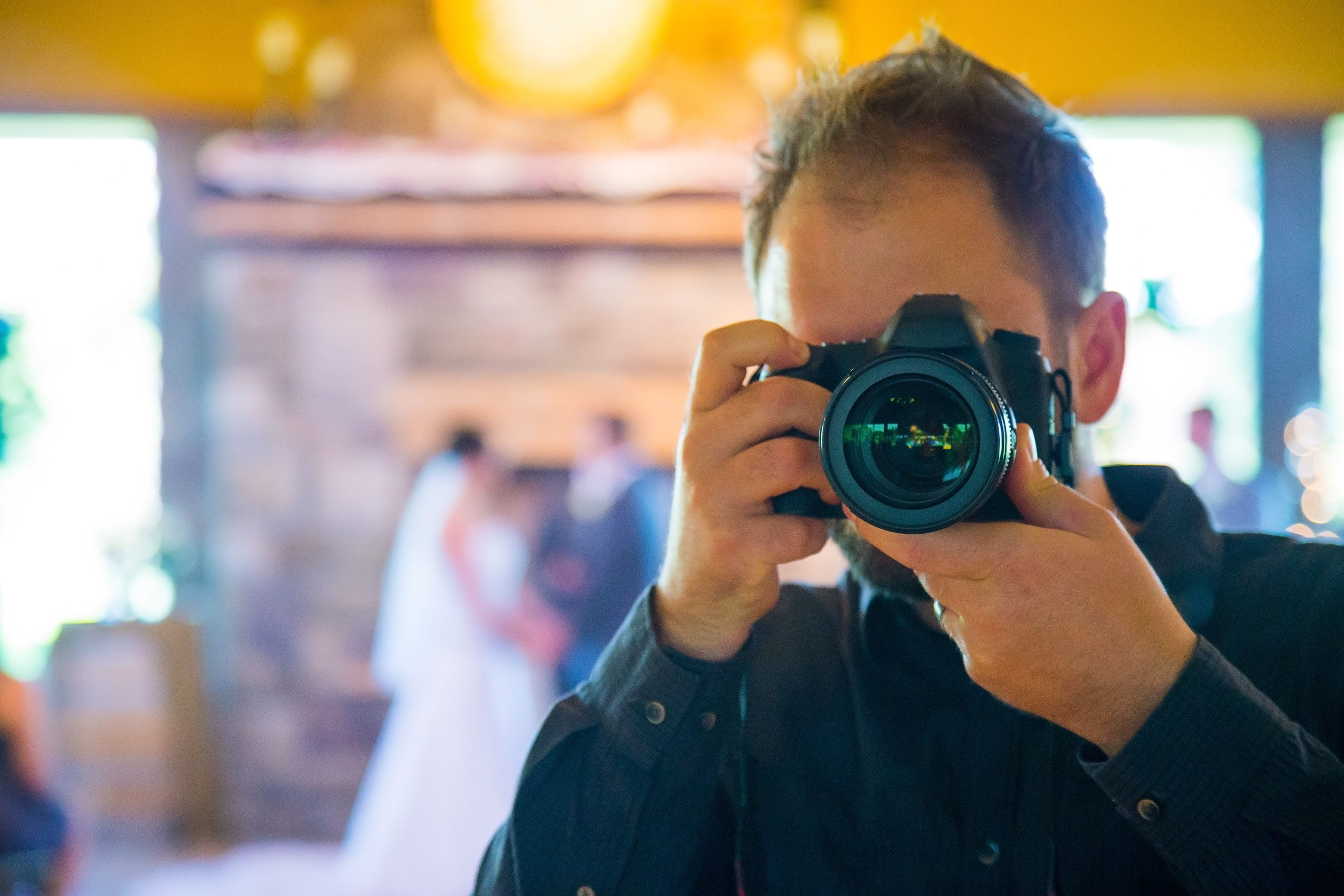 Revealed: The One Shot That Wedding Photographers Will Never Share With