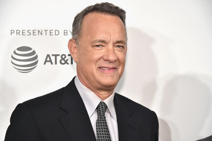 Maybe Tom Hanks should play a parking enforcer in his next movie.