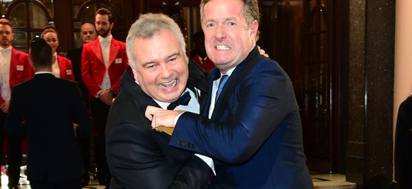 Piers Morgan Is The 'Saviour Of Breakfast Television' According To Eamonn Holmes