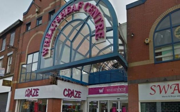 A girl, 11, suffered life threatening injuries after falling from an escalator at the Wheatsheaf Centre...