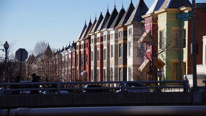 Eckington neighborhood of Washington, DC.