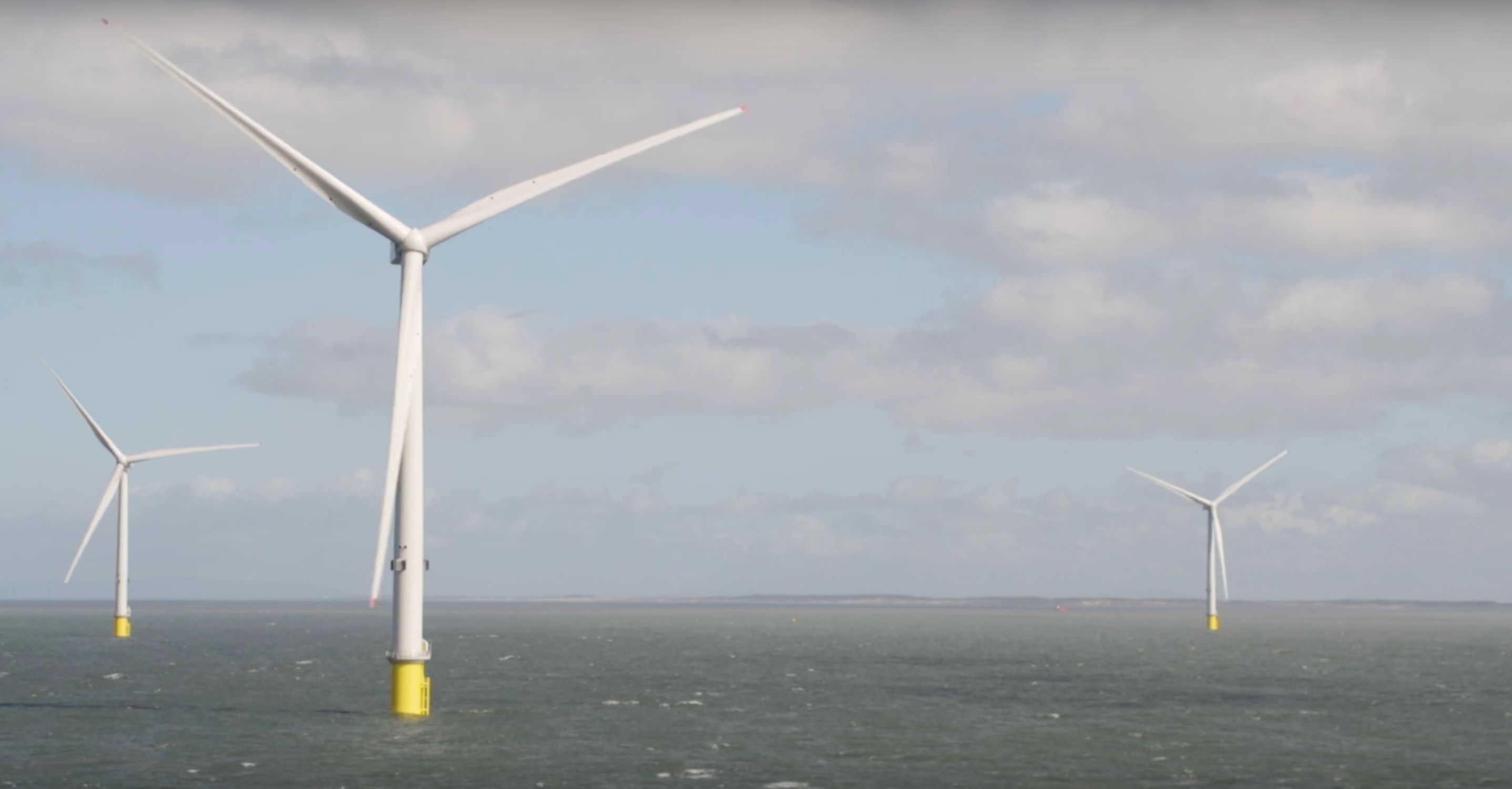 The UK Has Switched On The World's Largest Wind