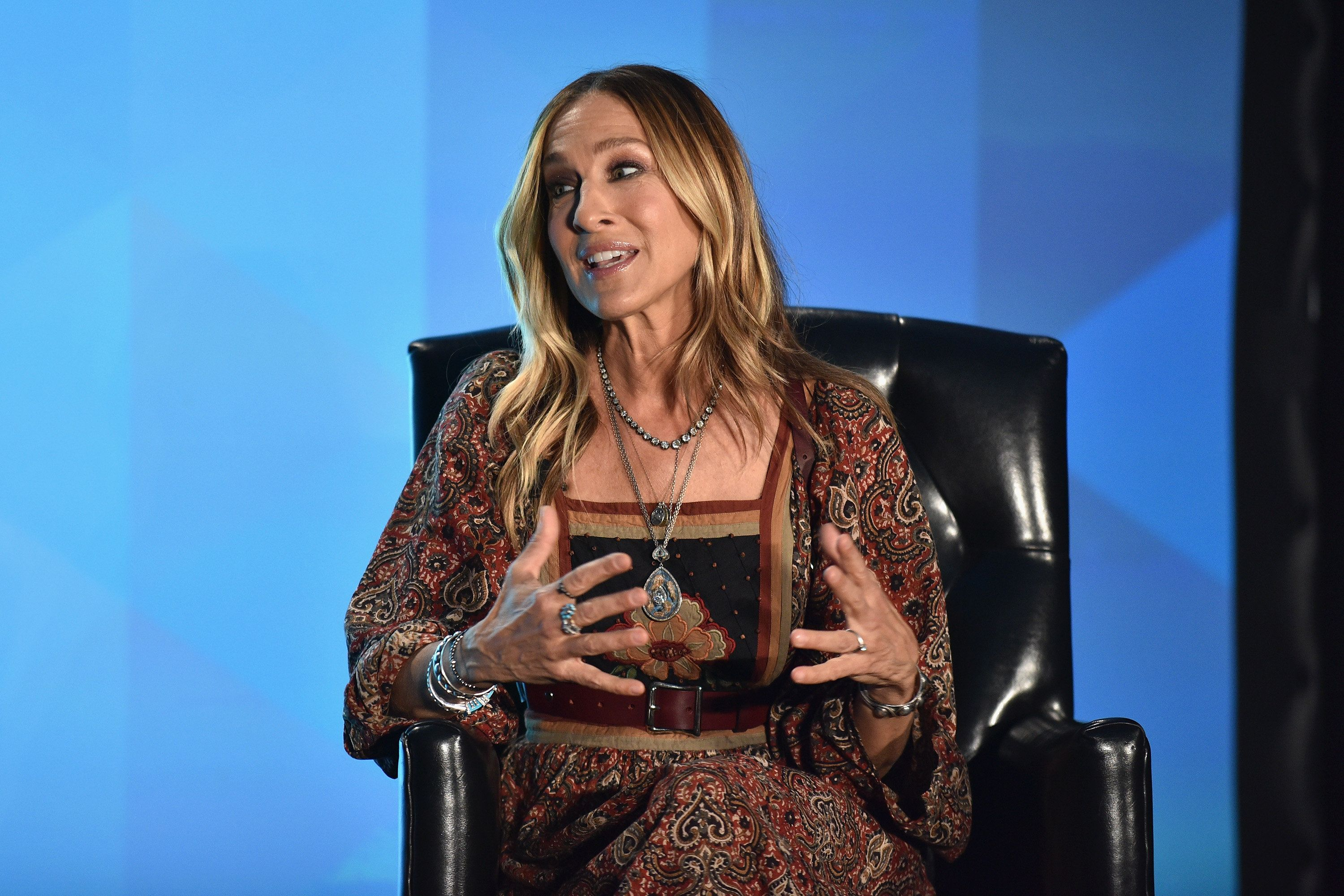 Sarah Jessica Parker Admits 'Sex And The City 2' 'Fell Short' Of Expectations As Talk Of A Third Movie