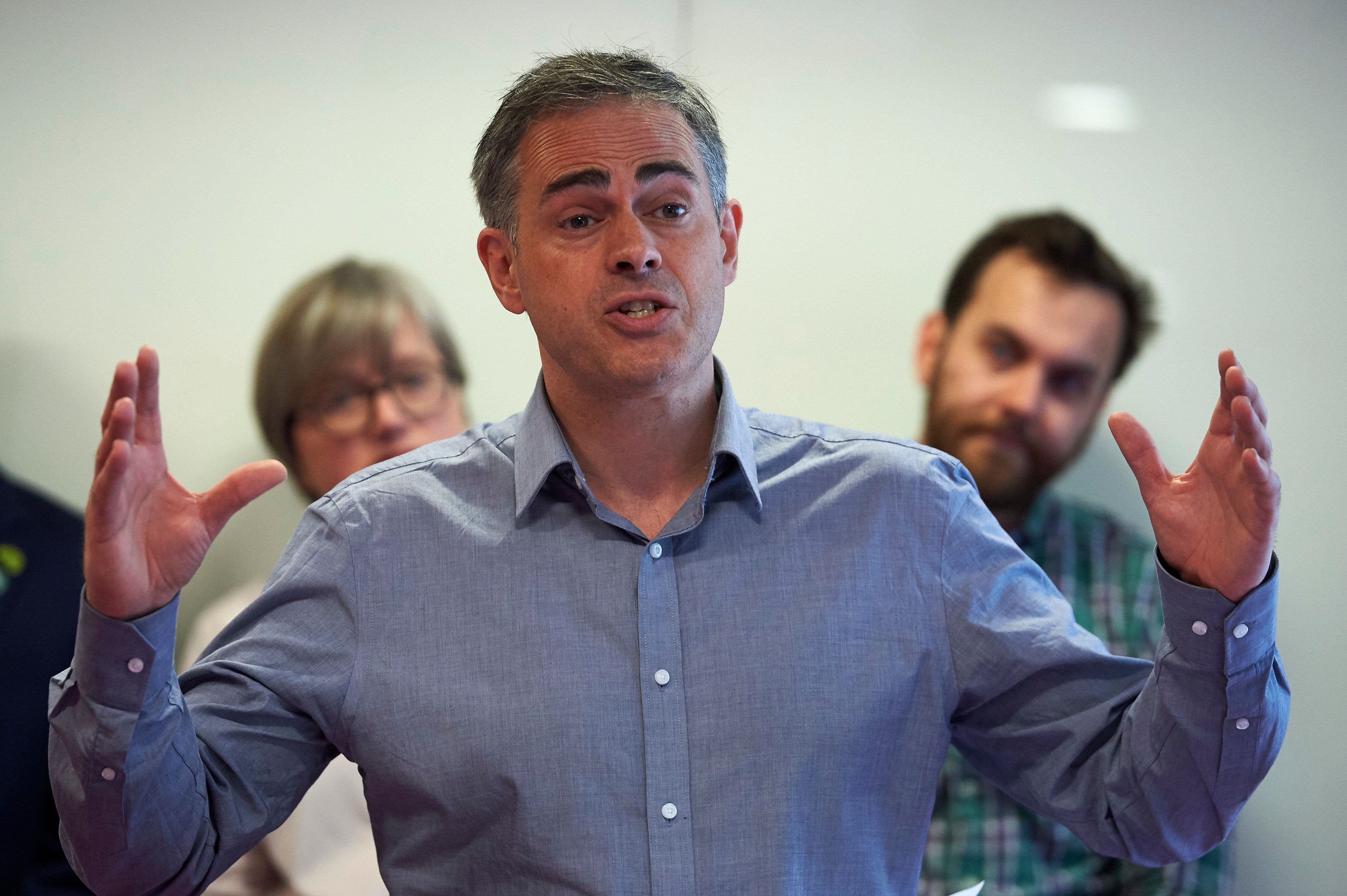Success Of Progressive Alliance Will Be Down To The Greens, Says Jonathan