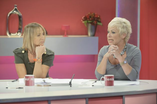 Could this former Loose Women panellist be returning to the show photo