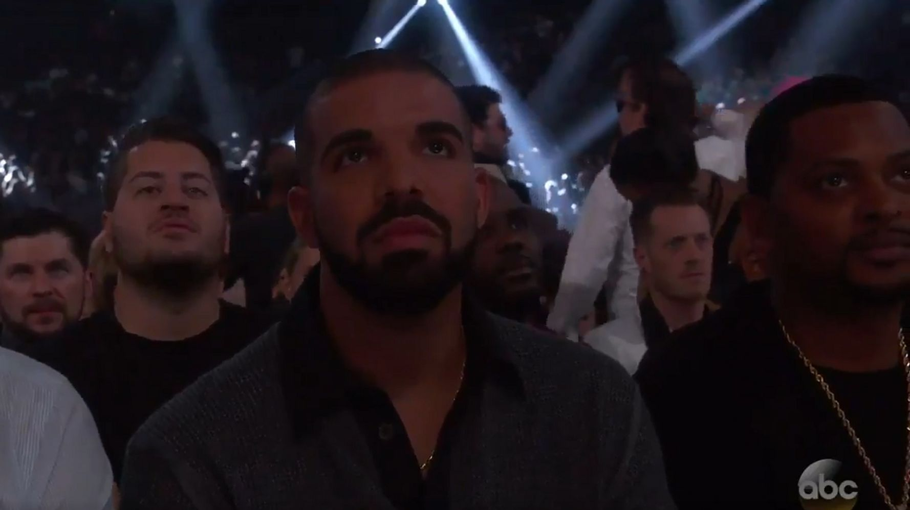 Drake's Reaction To Vanessa Hudgens Rapping Says It All