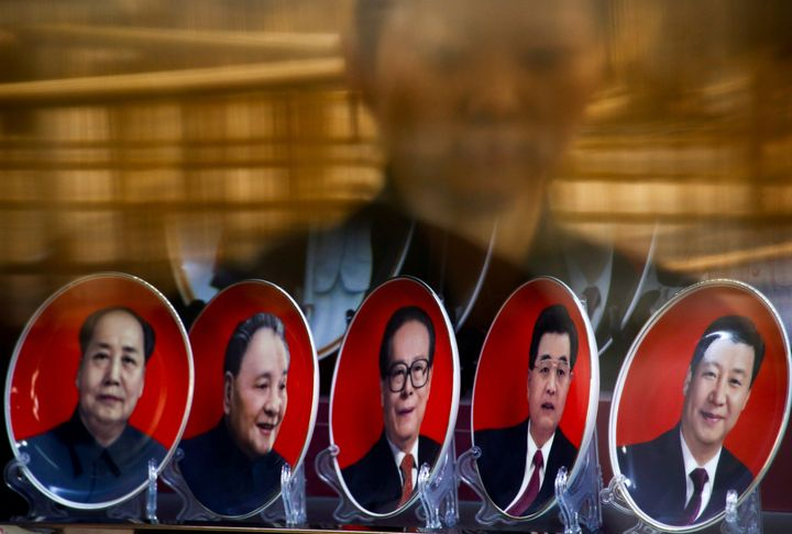 In the Chinese mind, it is inconceivable that China could be led by a group at the top.