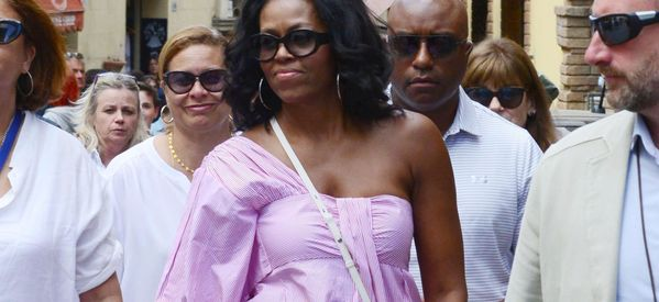 The Obamas Are Living Their Best Lives As Tourists In Italy