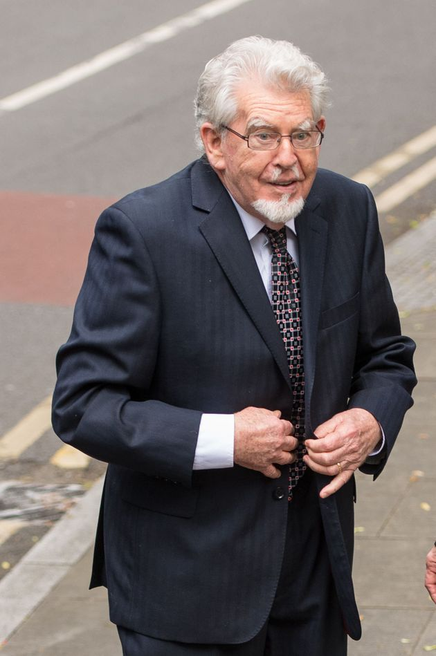 Harris denies four counts of indecent