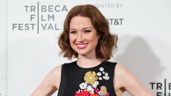 NEW YORK, NY - APRIL 28:  Ellie Kemper attends the 'Unbreakable Kimmy Schmidt' screening during 2017 Tribeca Film Festival at BMCC Tribeca PAC on April 28, 2017 in New York City.  (Photo by Mike Pont/WireImage)