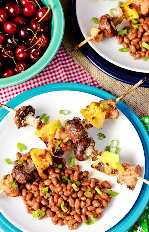 "<strong>Get the <a href=""http://www.aspicyperspective.com/2012/06/kung-pao-chicken-skewers.html"" target=""_blank"">Kung Pao Chi"
