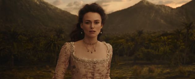 Keira Knightley Almost Wasn't In 'Pirates Of The Caribbean