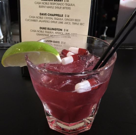 D.C. Restaurant Thought This 'Pill Cosby' Cocktail Was A Good Idea