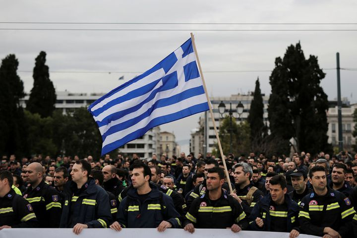 Is Greece Europe's problem or its solution?