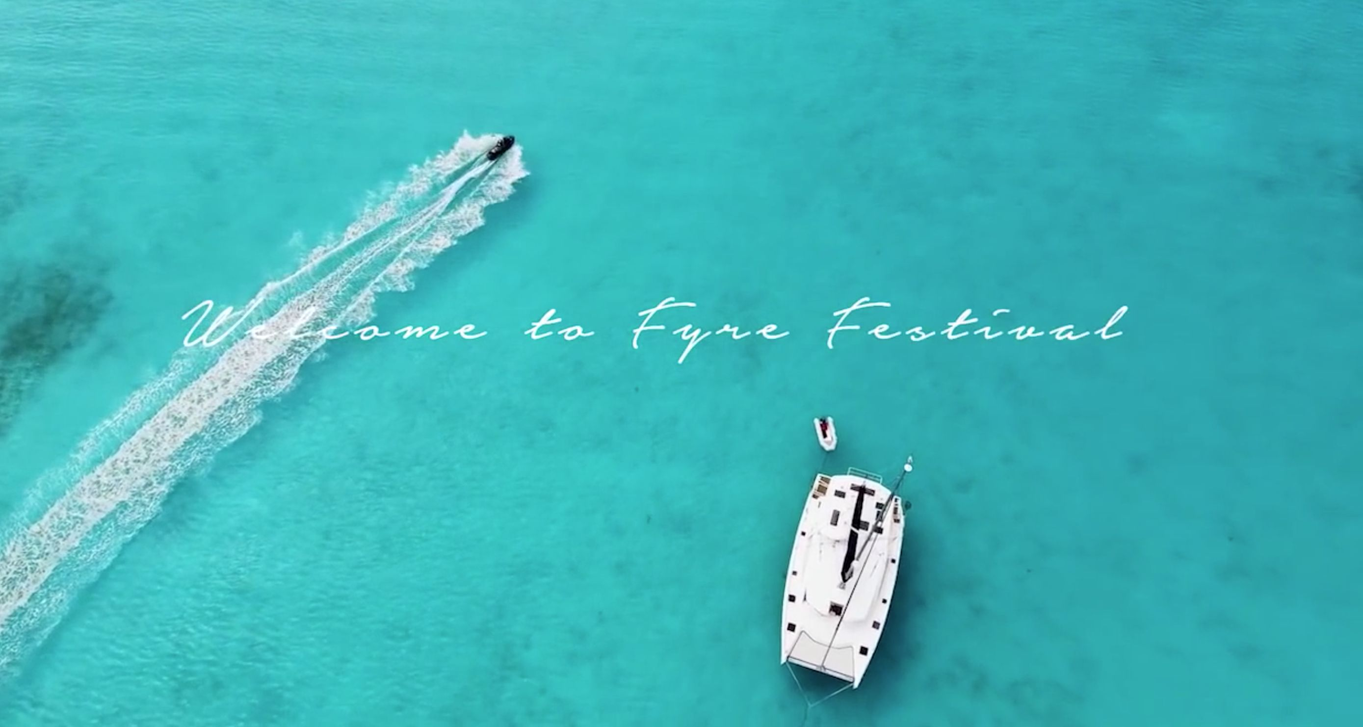Infamous Fyre Festival Under FBI Investigation For