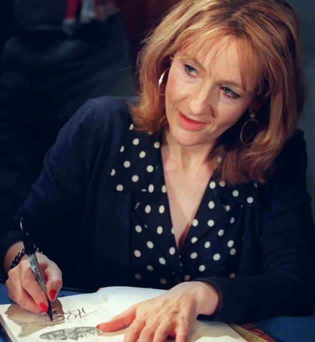 Here's How J.K. Rowling's First Agent Knew 'Harry Potter' Was A Smash