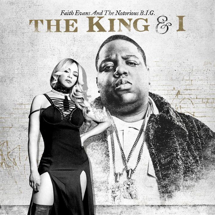 "The album to Faith Evans And The Notorious B.I.G.'s new album ""The King & I."""