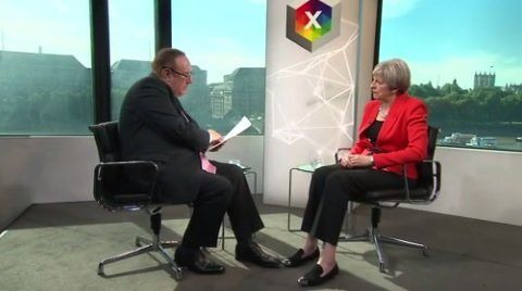 12 Times BBC's Andrew Neil Skewered Theresa May Over Her 2017 General Election