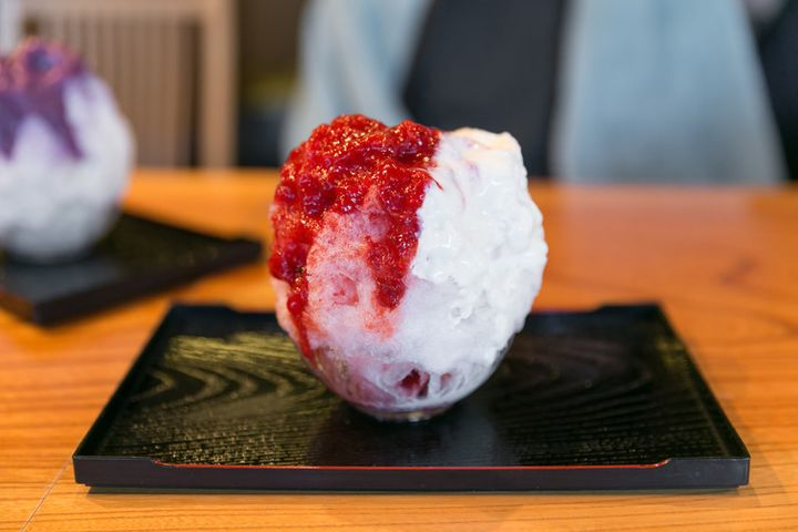 <p>One of Japan's biggest food trends right now is Bulgarian yoghurt. </p>