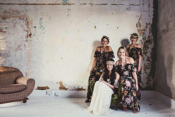 """<i>Dresses by <a href=""""http://www.marksandspencer.com/"""" target=""""_blank"""">Marks & Spencer</a></i>"""