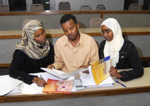 Somali immigrants in St. Cloud, Minnesota