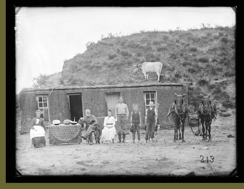 Eastern European immigrants in Custer County, Nebraska