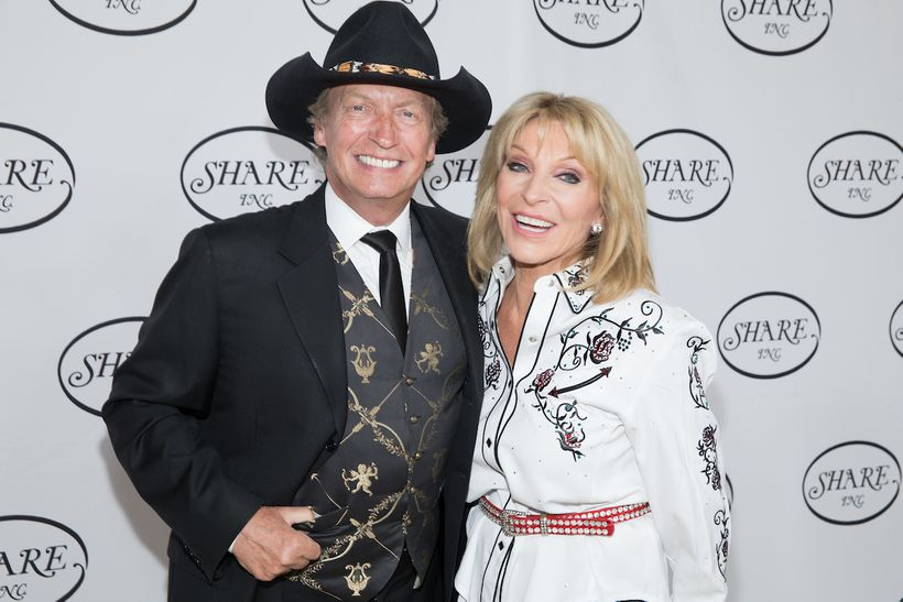 <em>So You Think You Can Dance </em>Judge, Nigel Lythgoe and SHARE member, Bonnie Lythgoe