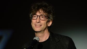 LOS ANGELES, CA - APRIL 20:  Writer Neil Gaiman attends the 'American Gods' premiere at ArcLight Hollywood on April 20, 2017 in Los Angeles, California.  (Photo by Michael Kovac/Getty Images for Starz)