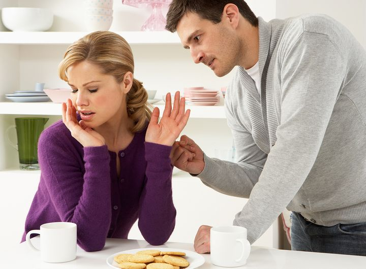 There are simple steps anyone can use to calm down an angry partner.