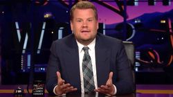 James Corden Delivers Emotional Tribute To The 'Manchester I