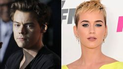 Harry Styles And Katy Perry Lead Tributes To Victims Of 'Terror