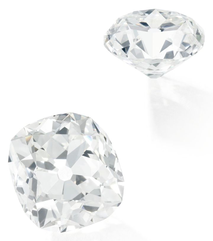 Flea market bargain ring really the real thing: a $450000 diamond treasure